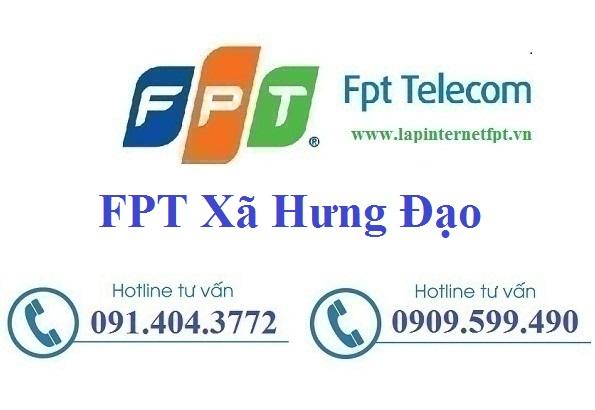 Đăng Ký Cáp Quang FPT Xã Hưng Đạo