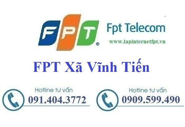 Đăng Ký Cáp Quang FPT Xã Vĩnh Tiến