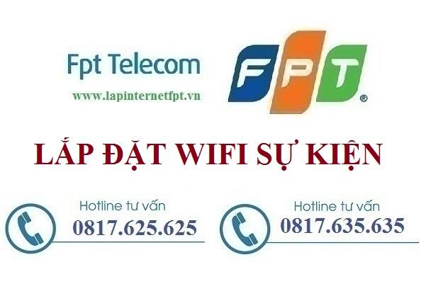 Lắp Đặt WiFi Sự Kiện Tại Thành Phố Hồ Chí Minh (TPHCM)