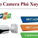 Lắp Đặt Camera FPT Huyện Phú Xuyên Quan Sát Theo Dõi Từ Xa