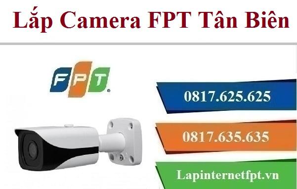 Lắp đặt camera ở huyện Tân Biên