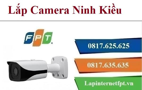 Lắp đặt camera quan sát ở quận Ninh Kiều
