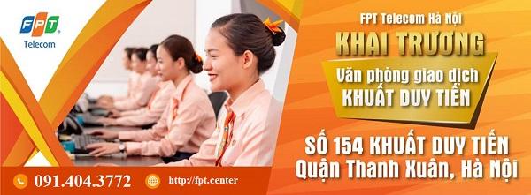 Phòng giao dịch FPT Quận Thanh Xuân