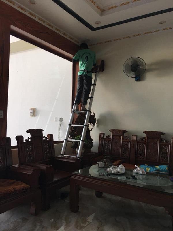 Lắp đặt camera giám sát ở Hai Bà Trưng