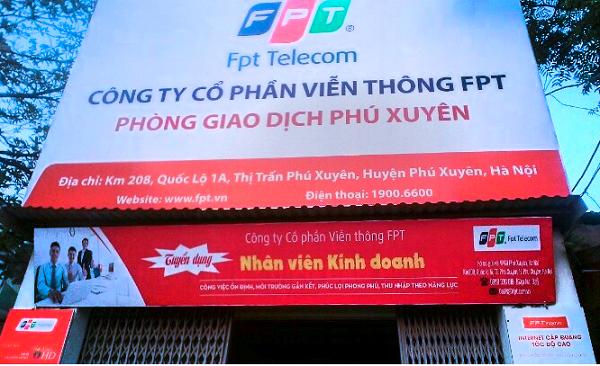 Chi nhánh Văn Phòng FPT Hà Nội