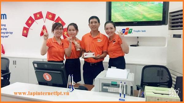 Chi nhánh FPT Huyện Châu Phú