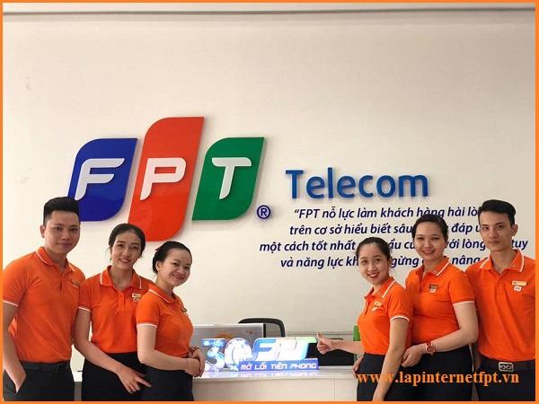 Chi nhánh FPT Huyện Tiên Lữ