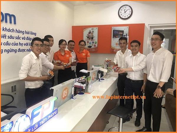 Chi nhánh FPT Quận Hồng Bàng