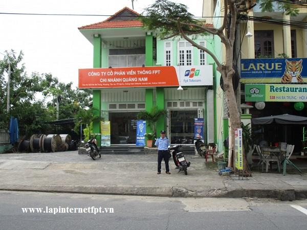 Chi nhánh FPT Quảng Nam