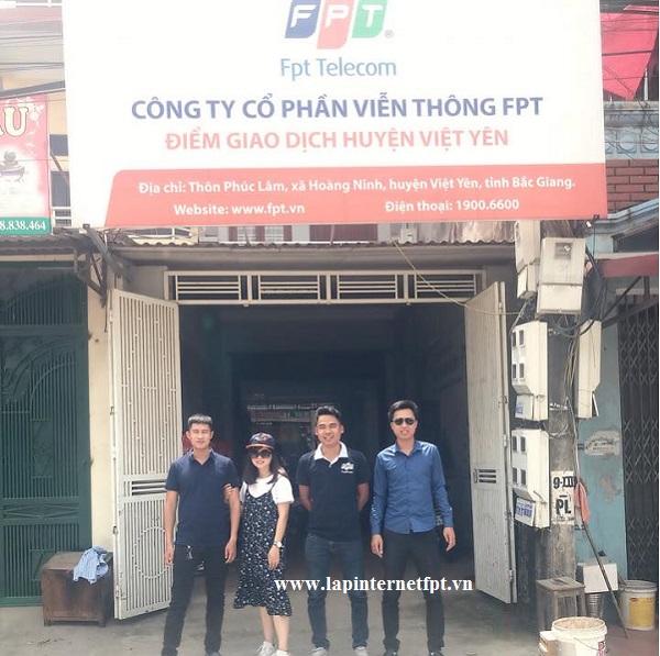 Văn Phòng FPT Huyện Việt Yên