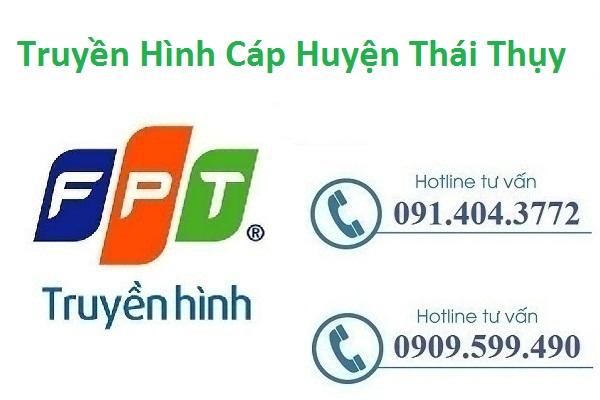 Công ty truyền hình cáp huyện Thái Thụy
