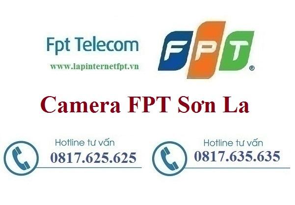Lắp Đặt Camera FPT Sơn La Quan Sát Chống Trộm Từ Xa