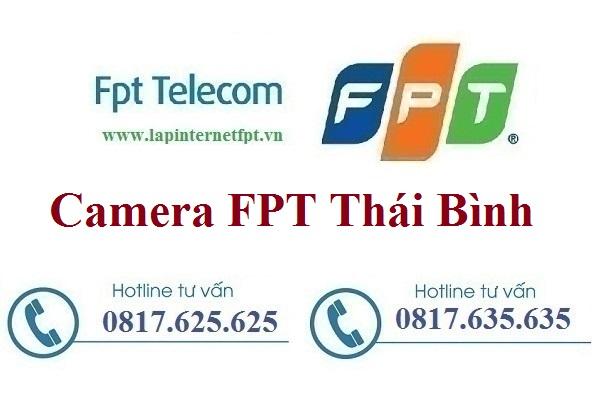 Lắp Đặt Camera FPT Thái Bình Quan Sát Chống Trộm Từ Xa