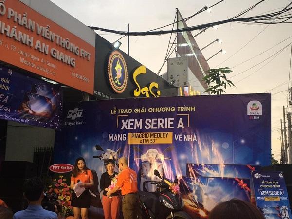 Văn phòng FPT Huyện An Phú
