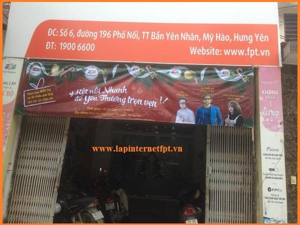 Văn Phòng FPT Huyện Ân Thi