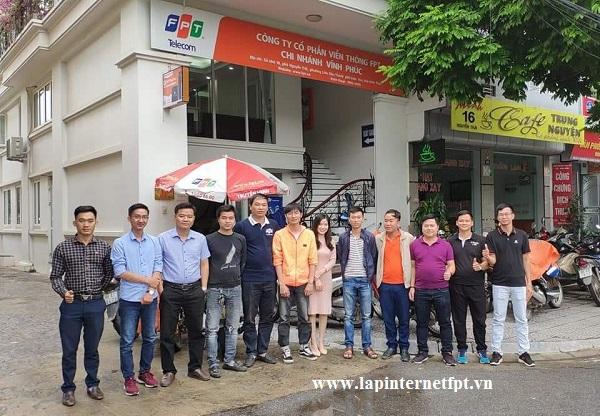 Văn Phòng FPT Huyện Bình Xuyên