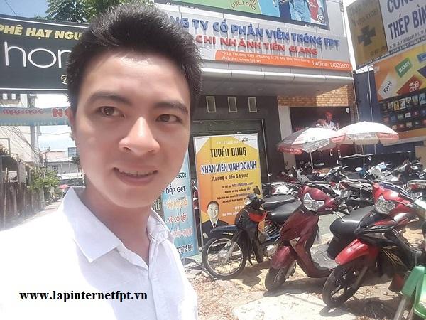 Văn Phòng FPT Huyện Chợ Gạo
