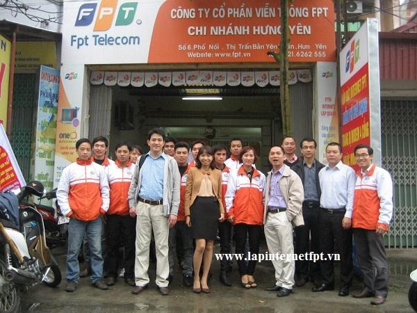 Văn Phòng FPT Huyện Khoái Châu