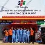 Văn Phòng Giao Dịch FPT Huyện Lấp Vò Tỉnh Đồng Tháp