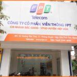Văn Phòng Giao Dịch FPT Huyện Lục Nam Tỉnh Bắc Giang