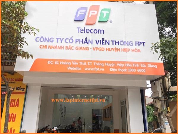 Văn Phòng FPT Huyện Lục Nam