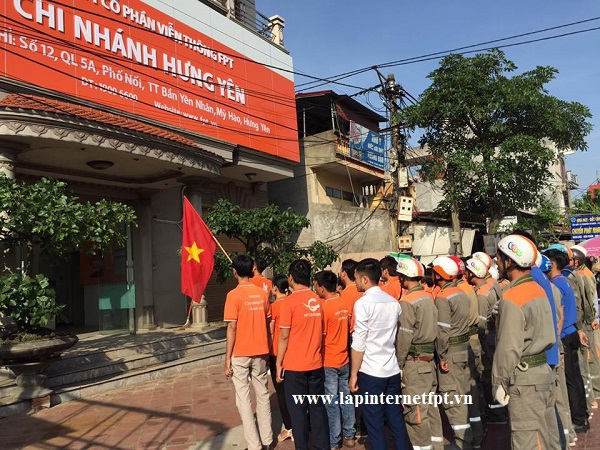 Văn Phòng FPT Huyện Phù Cừ