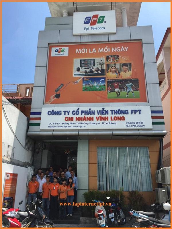 Văn Phòng FPT Huyện Tam Bình