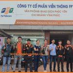 Văn Phòng Giao Dịch FPT Huyện Tam Dương Tỉnh Vĩnh Phúc