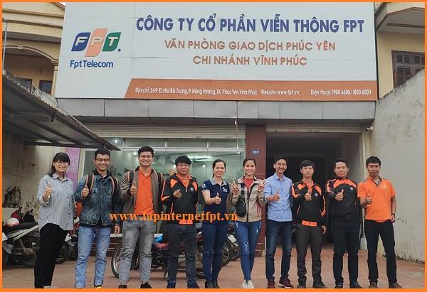 Văn phòng FPT huyện Tam Dương