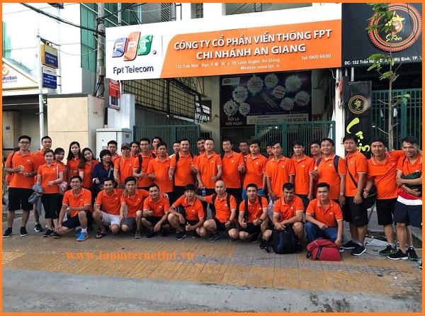 Văn Phòng FPT Huyện Thoại Sơn