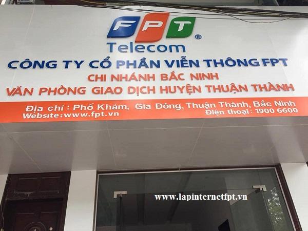 Văn Phòng FPT Huyện Thuận Thành Bắc Ninh