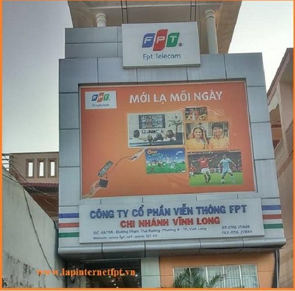 Văn Phòng FPT Huyện Trà Ôn