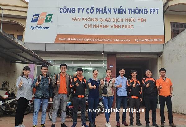 Văn Phòng FPT Huyện Yên Lạc