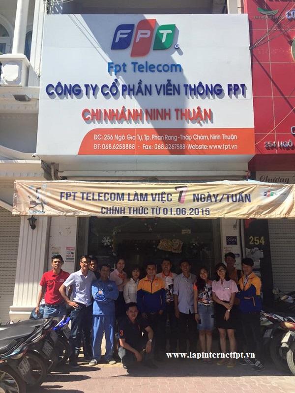 Văn Phòng FPT Ninh Thuận