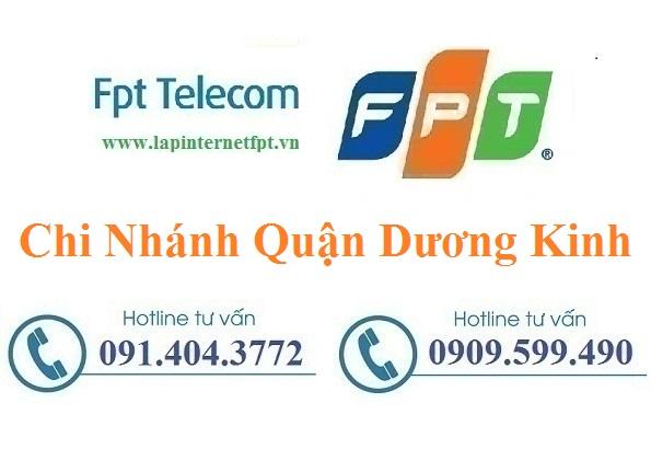 Văn Phòng FPT Quận Dương Kinh