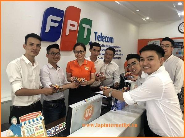Chi nhánh FPT Quận Dương Kinh