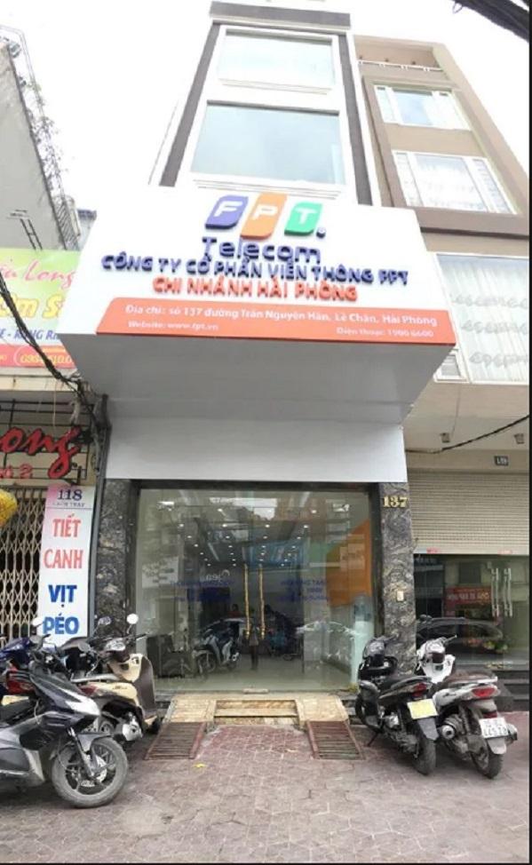 Văn Phòng FPT Quận Lê Chân