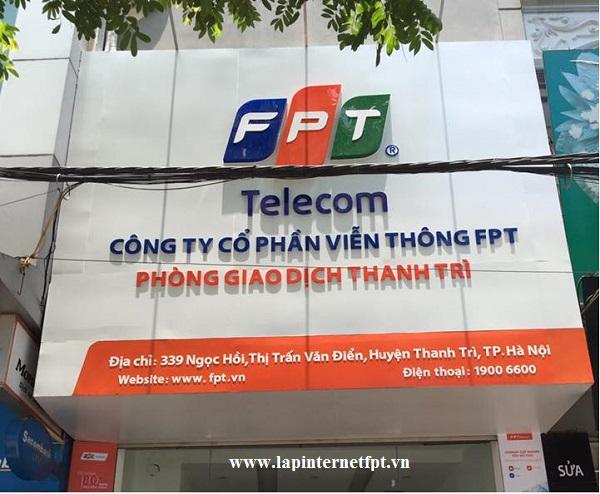 Văn Phòng FPT Thành Phố Hà Nội
