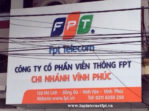Văn Phòng FPT Vĩnh Phúc