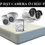 Lắp Đặt Camera ở tại Huyện Châu Phú