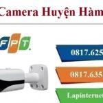 Lắp Đặt Camera ở tại Huyện Hàm Tân
