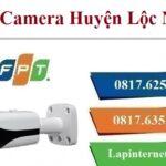 Lắp Đặt Camera ở tại Huyện Lộc Ninh