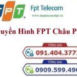 Lắp Đặt Truyền Hình Huyện Châu Phú