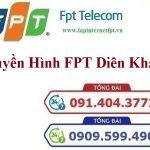 Lắp Đặt Truyền Hình FPT Huyện Diên Khánh Tỉnh Khánh Hòa