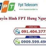 Lắp Đặt Truyền Hình FPT Huyện Hưng Nguyên Tỉnh Nghệ An