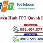 Lắp Đặt Truyền Hình FPT Huyện Quỳnh Lưu Tỉnh Nghệ An