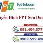 Lắp Đặt Truyền Hình FPT Huyện Sơn Dương Tỉnh Tuyên Quang