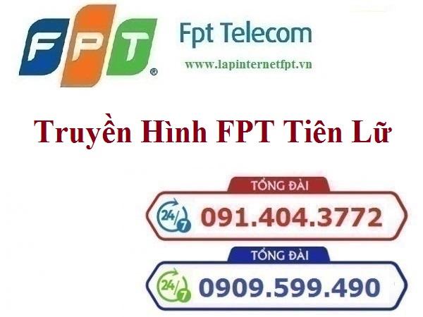 Lắp Đặt Truyền Hình FPT Huyện Tiên Lữ Tỉnh Hưng Yên