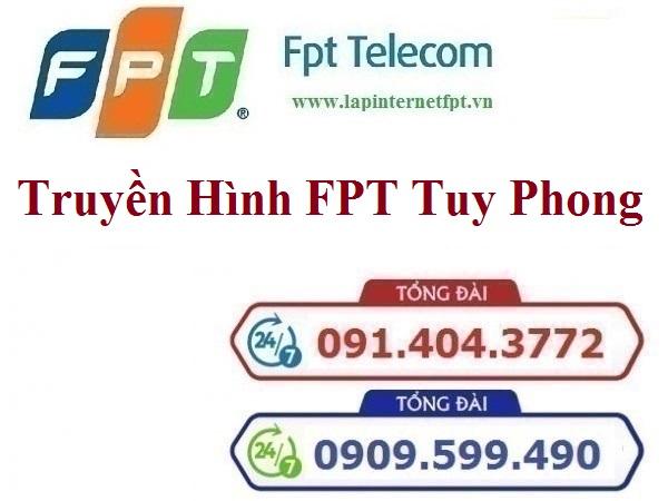 Lắp Đặt Truyền Hình FPT Huyện Tuy Phong Tỉnh Bình Thuận