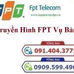 LẮP ĐẶT TRUYỀN HÌNH CÁP FPT VỤ BẢN – Chi nhánh Nam Định